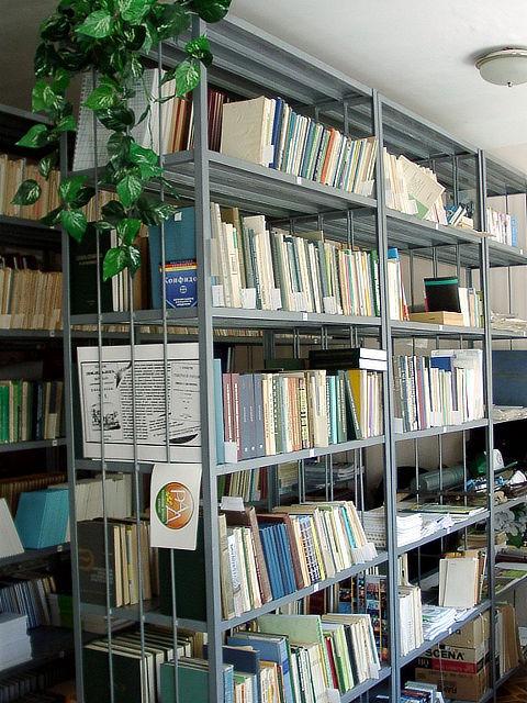 Библиотека ФГБУ ГЦАС «Ставропольский» пополнилась новыми книгами