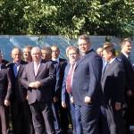 Губернатор Ставропольского края Владимиров Владимир Владимирович во главе делегации
