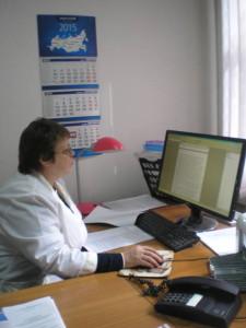 Работа с документацией ‑ зав. испытательной лабораторией (центра) ‑ Авакимова Л.А.