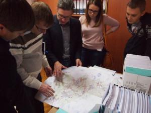 Нач. отдела МПП Ероховец М.А. Стратегический план агрохимического обследования района
