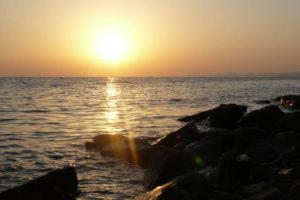 Великолепие солнечного заката
