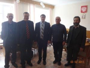 Участники подписания договора