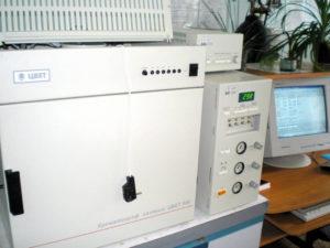 Хроматограф «Цвет-800»