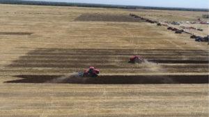 Сельхозтехника в работе