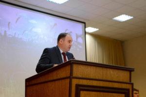 Министр сельского хозяйства Ставропольского края Ситников Владимир Николаевич
