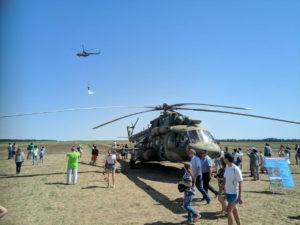 Военно-транспортный вертолёт Ми-8МТВ 5-1