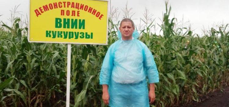 """Руководитель ФГБУ ГЦАС """"Ставропольский"""" Егоров В.П."""