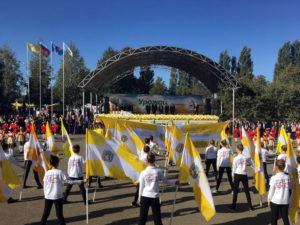 Праздник урожая в городе Михайловске прошёл в день Ставропольского края