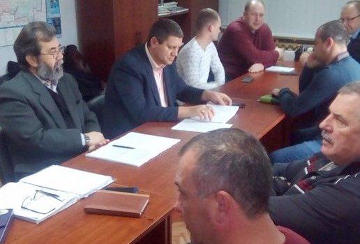 Совещание о проблемах гипсования в администрации Кочубеевского района