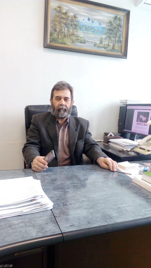 Эксперт органа по сертификации по зерну, масличным культурам, органическим удобрениям, почвам и грунтам Бурлай Анатолий Владимирович