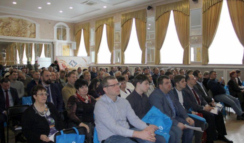 Зональное совещание в г. Невинномысске. Аудитория мероприятия