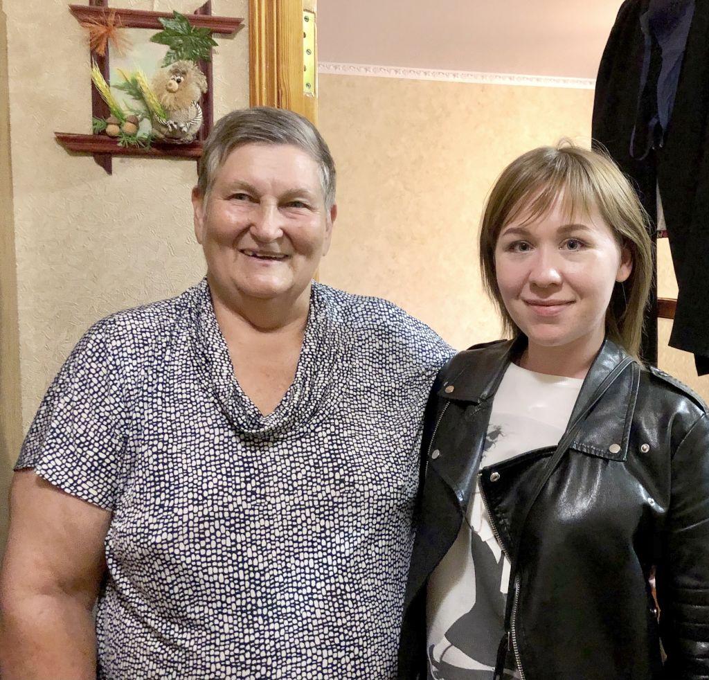 Лузикова Нина Николаевна