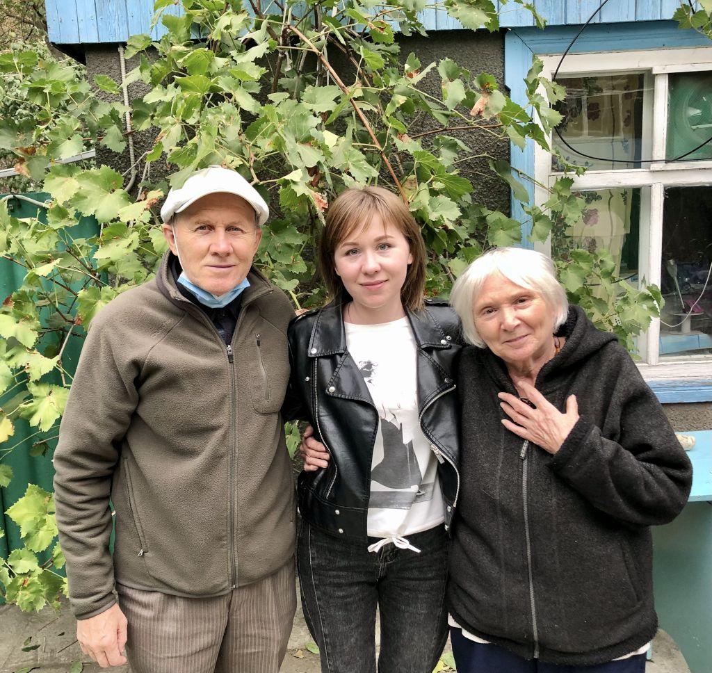 Дятлова Екатерина Ивановна