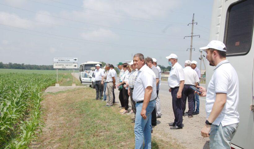 Совещание в Кочубеевском районе