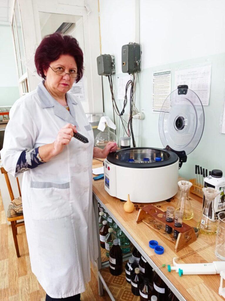 Определение гуминовых кислот в пробах гумата калия. Ведущий агрохимик испытательного центра (лаборатории) ‑ Ометова Т.Г.