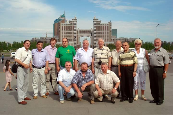Международный симпозиум агрохимиков и агроэкологов в г. Астана