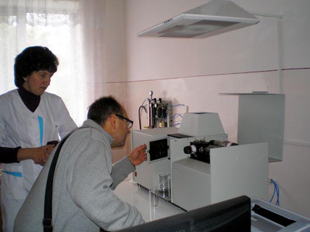 Посещение ФГУ ГСАС «Кавказская»