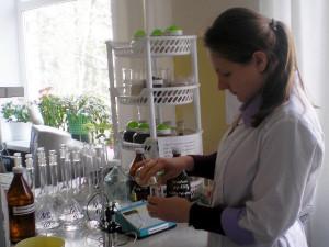 Определение нитратов в контрольных образцах растений и кормов. Агрохимик I категории - Токарева Е.В.