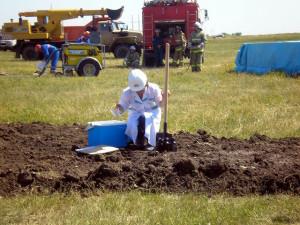 Экспресс определение нефтепродуктов. Агрохимик 1 кат. Токарева Е.В.