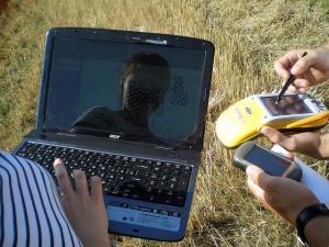 Получение GPS-данных в ноутбук с внешнего GPS-приёмника Trimble
