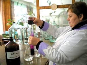 Определение подвижного фосфора по методу Мачигина ГОСТ 26205-91. Агрохимик ‑ Семыкина В.М.