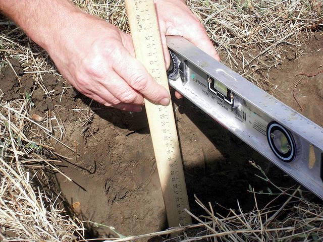Определение объёмов эрозионного смыва почв