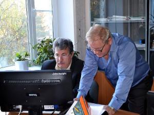 Анализ результатов агрохимического обследования, составление агрохимического паспорта проводят сотрудники отдела мониторинга плодородия почв