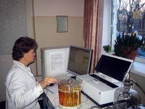 Определение содержания гумуса в почве. Агрохимик I категории ‑ Тищенко О.Н.