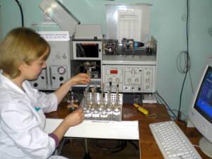 Определение микроэлементов в растительных образцах на атомно - абсорбционном спектрофотометре. Главный специалист по анализу растений ‑ Журавель Н.В.