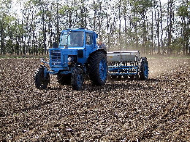Использование минеральных удобрений под урожай 2015 года