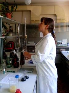 Определение щелочности в образцах печенья. Специалист I категории ‑ Ангилеева Л.Г.
