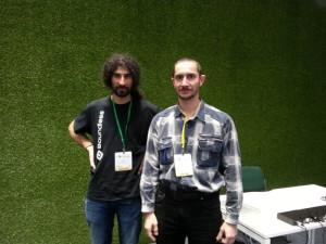 Victor Olaya - разработчик GeoGig, Пилипенко Григорий