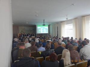Краевой семинар-совещание по ранневесенней подкормке озимых в 2016