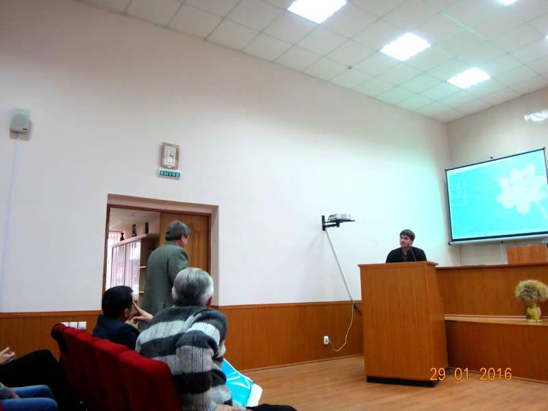 Семинар-совещание в Труновском районе