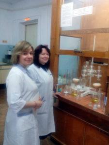 Пробоподготовка для определения остаточных количеств гексахлорциклогексана