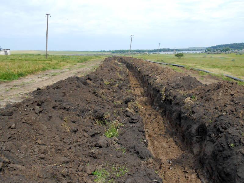 Оценка ущерба плодородному слою почв