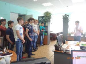Презентация работ ГИС-отдела