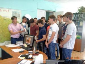 Награждение студентов