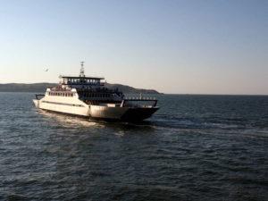 Паром через Керченский пролив