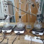 Определение содержания органических кислот в силосе