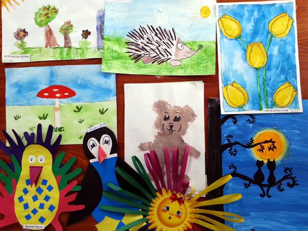 Бесплатный конкурс детских рисунков 2018