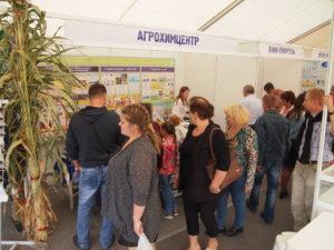 Заинтересованные посетители выставки