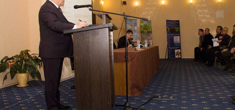 Всероссийское совещание агрохимиков в Рязани