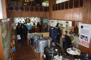 Музей НИИ пчеловодства в городе Рыбное Рязанской области крупнейший в мире среди аналогичных