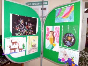 Детские поделки и рисунки