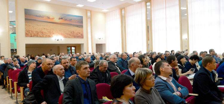 Краевое совещание в Михайловске