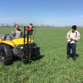 Агрохимическое обследование c элементами точного земледелия