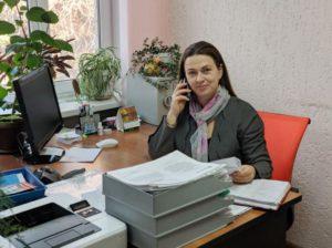 Ангилеева Лидия Геннадиевна - ведущий эксперт по пищевой продукции