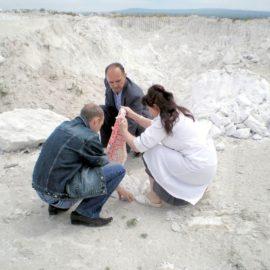 Совещание по разработке программы гипсования почв