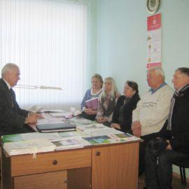 Семинар-совещание с агрохимиками районов